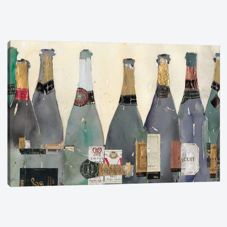 Uncorked II Canvas Print #DIX54} by Samuel Dixon Canvas Art Print