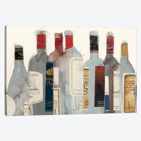 Wine & Spirit I Canvas Print #DIX59} by Samuel Dixon Canvas Artwork