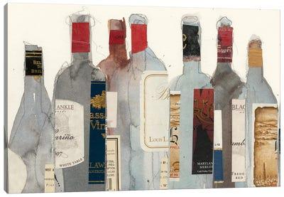 Wine & Spirit I Canvas Art Print