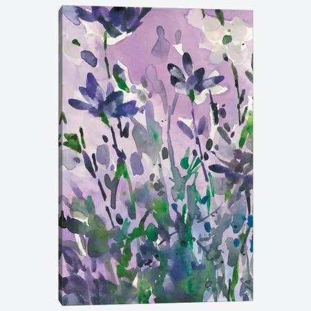 Garden Moment I 3-Piece Canvas #DIX63} by Samuel Dixon Canvas Print