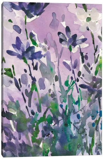 Garden Moment I Canvas Art Print