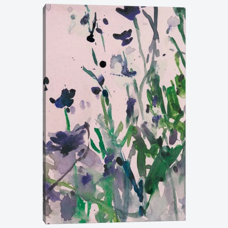 Garden Moment IV Canvas Print #DIX66} by Samuel Dixon Canvas Wall Art