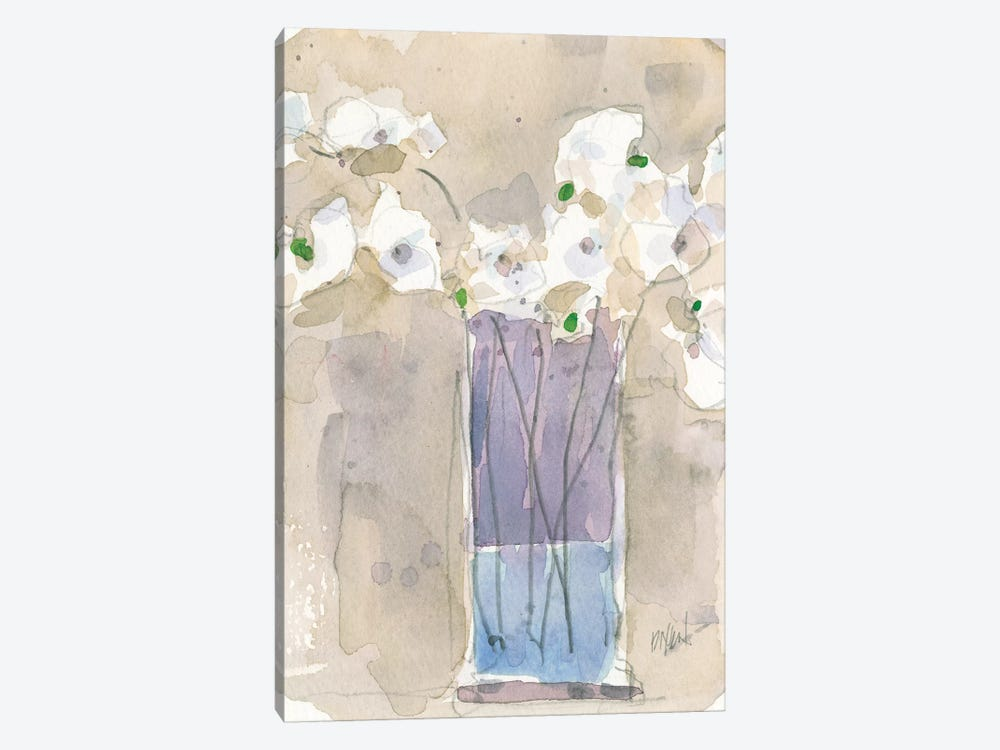 Little Vase I by Samuel Dixon 1-piece Canvas Art Print