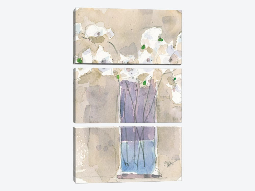 Little Vase I by Samuel Dixon 3-piece Art Print