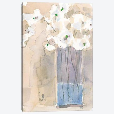 Little Vase II Canvas Print #DIX68} by Samuel Dixon Canvas Print