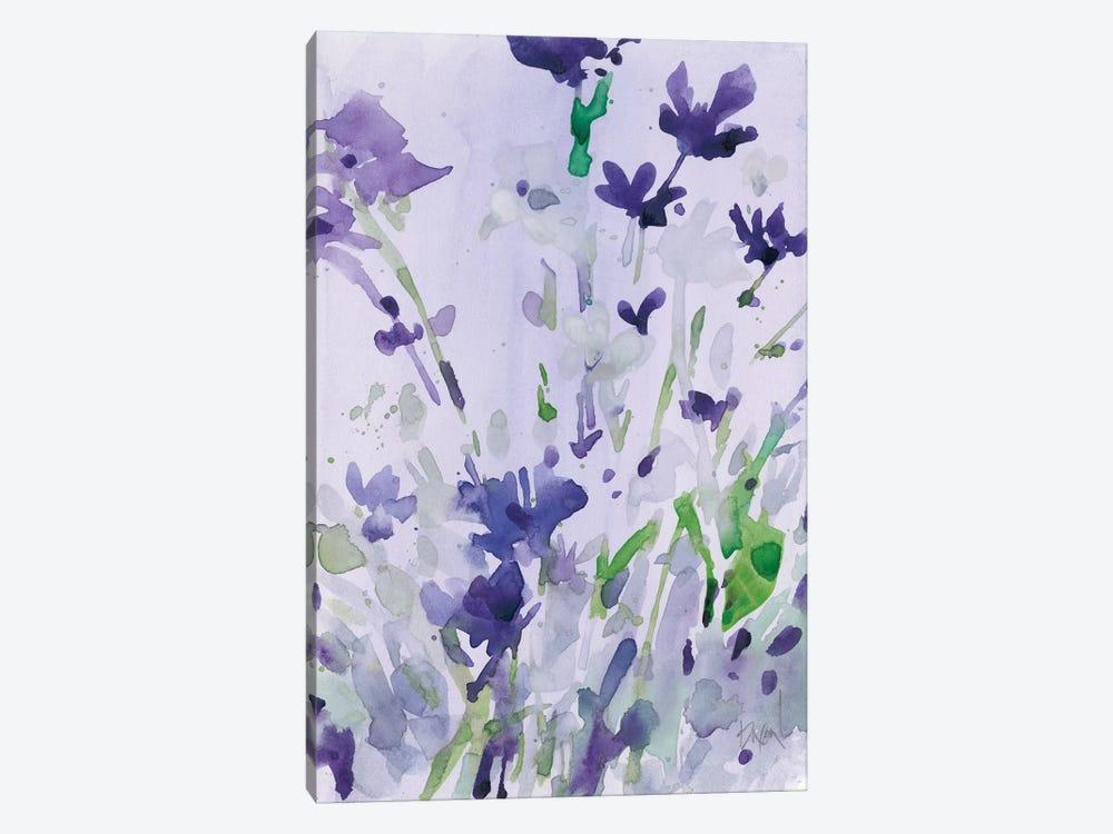 Violet Garden Moment II by Samuel Dixon 1-piece Art Print