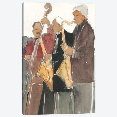 All Together Now II Canvas Print #DIX77} by Samuel Dixon Art Print