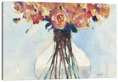 Faded Roses I Canvas Art Print