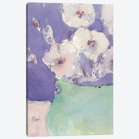 Floral Objects II 3-Piece Canvas #DIX85} by Samuel Dixon Canvas Wall Art