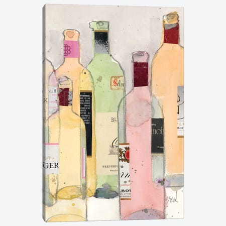 Moscato and the Others I Canvas Print #DIX86} by Samuel Dixon Canvas Wall Art