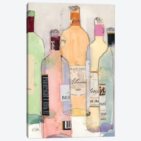 Moscato and the Others II Canvas Print #DIX87} by Samuel Dixon Canvas Art