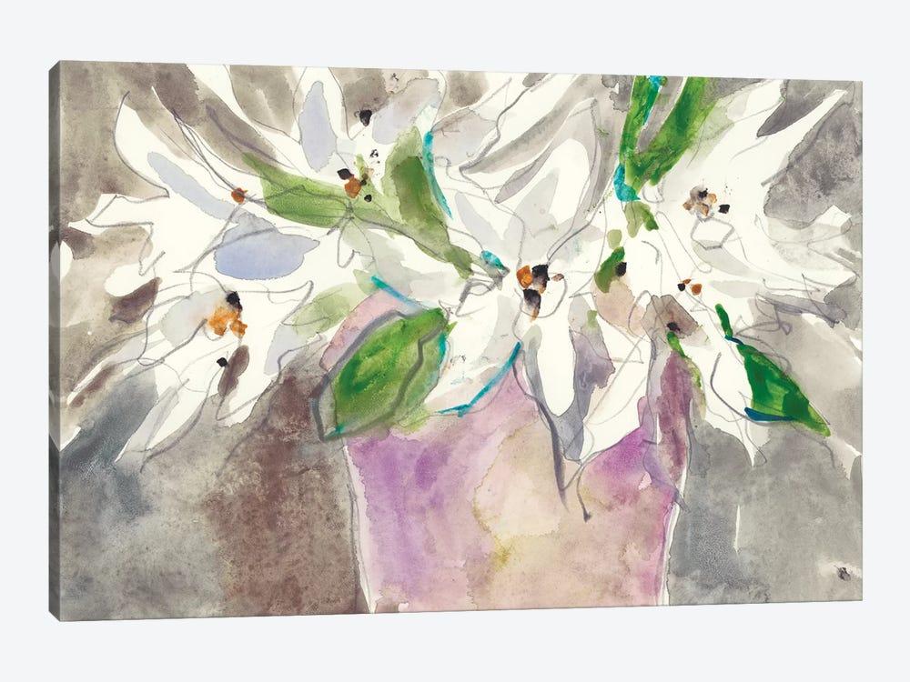 Magnolia Charm I by Samuel Dixon 1-piece Canvas Wall Art