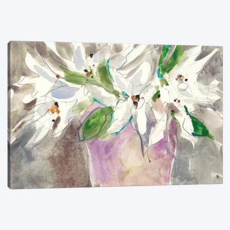 Magnolia Charm I Canvas Print #DIX91} by Samuel Dixon Canvas Art