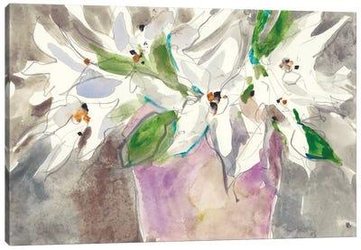 Magnolia Charm I Canvas Art Print