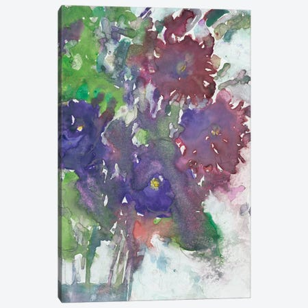 Garden Wild Things II Canvas Print #DIX93} by Samuel Dixon Canvas Wall Art