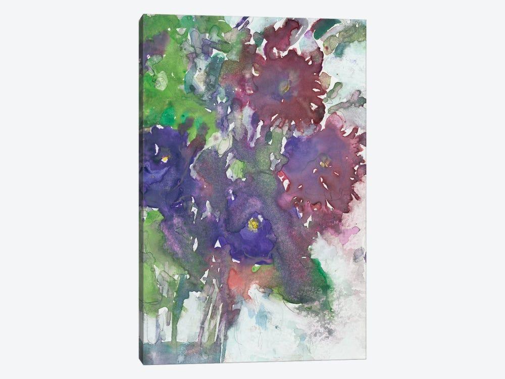 Garden Wild Things II by Samuel Dixon 1-piece Canvas Artwork