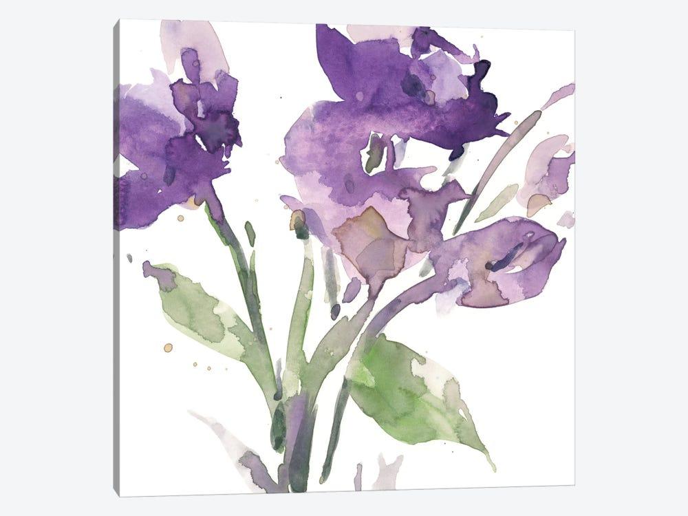 Garden Blooms I by Samuel Dixon 1-piece Art Print