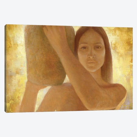 Anasazi Canvas Print #DJQ49} by David Joaquin Canvas Artwork