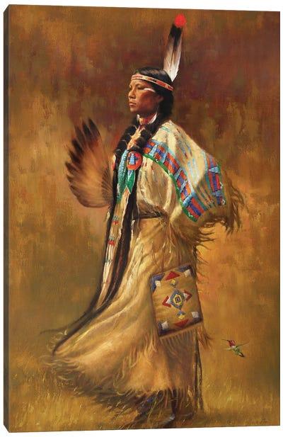 Yakama Canvas Art Print