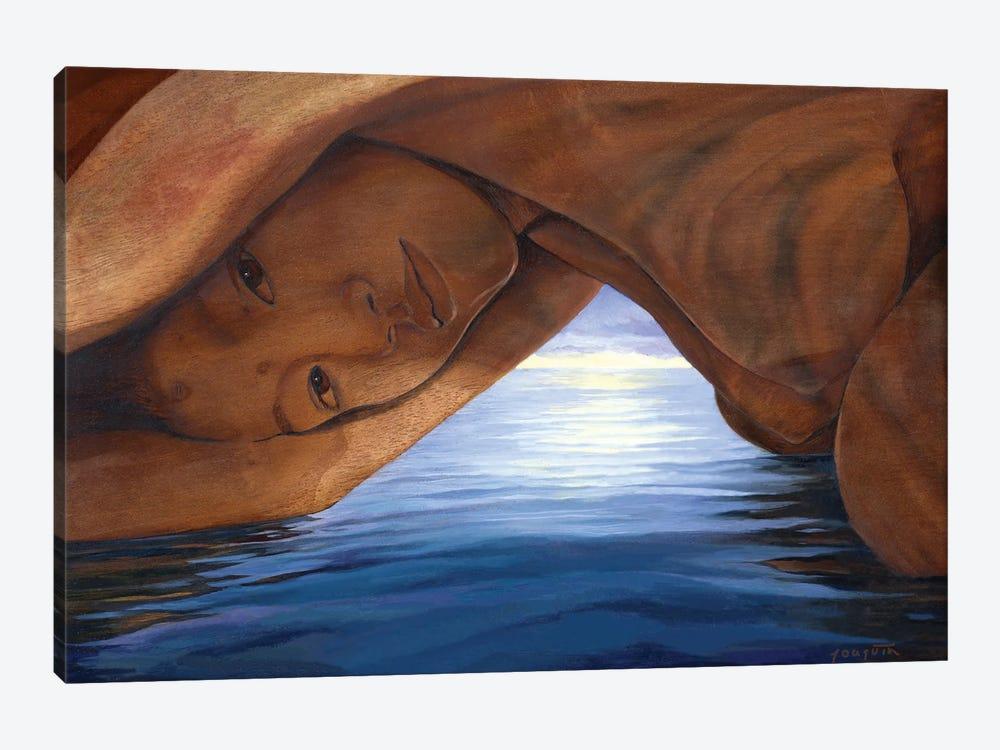La Cueva by David Joaquin 1-piece Canvas Artwork