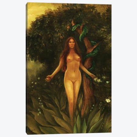 Eve Canvas Print #DJQ66} by David Joaquin Art Print