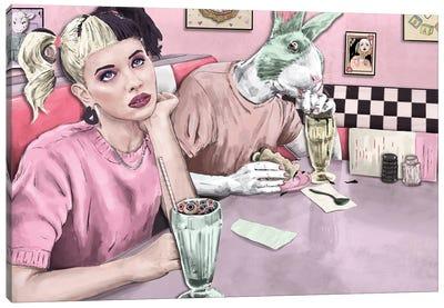 Soda Shoppe Canvas Art Print
