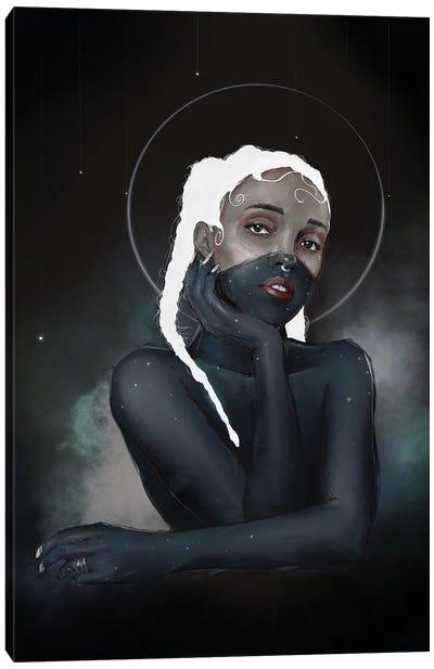 Fka Twigs Cosmic Canvas Art Print