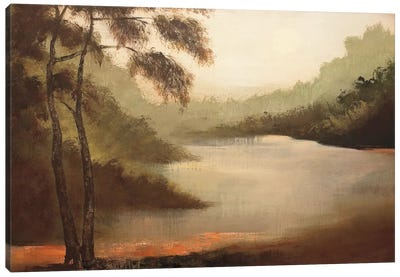 La Bege Canvas Art Print