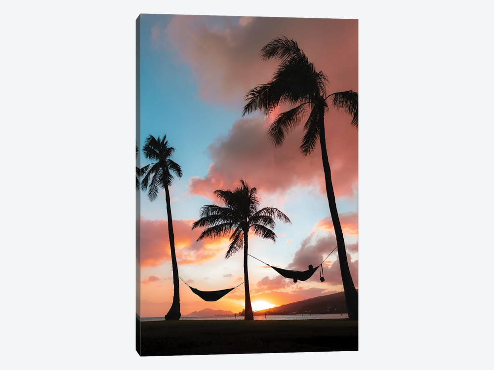 Hammock by Daniel Keating 1-piece Canvas Art Print