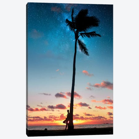 Tree Canvas Print #DKE36} by Daniel Keating Canvas Art Print