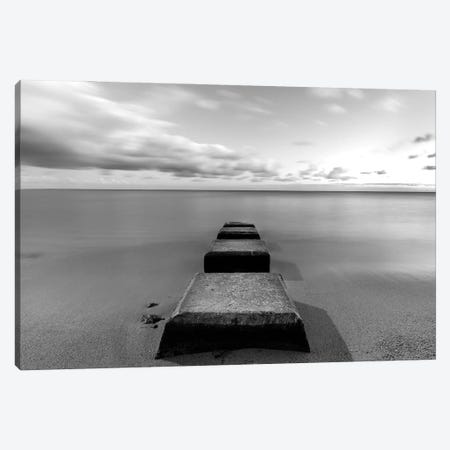 Stepping Into Vibes Canvas Print #DKE50} by Daniel Keating Canvas Wall Art