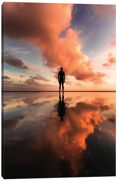 Summer Sunset Canvas Art Print