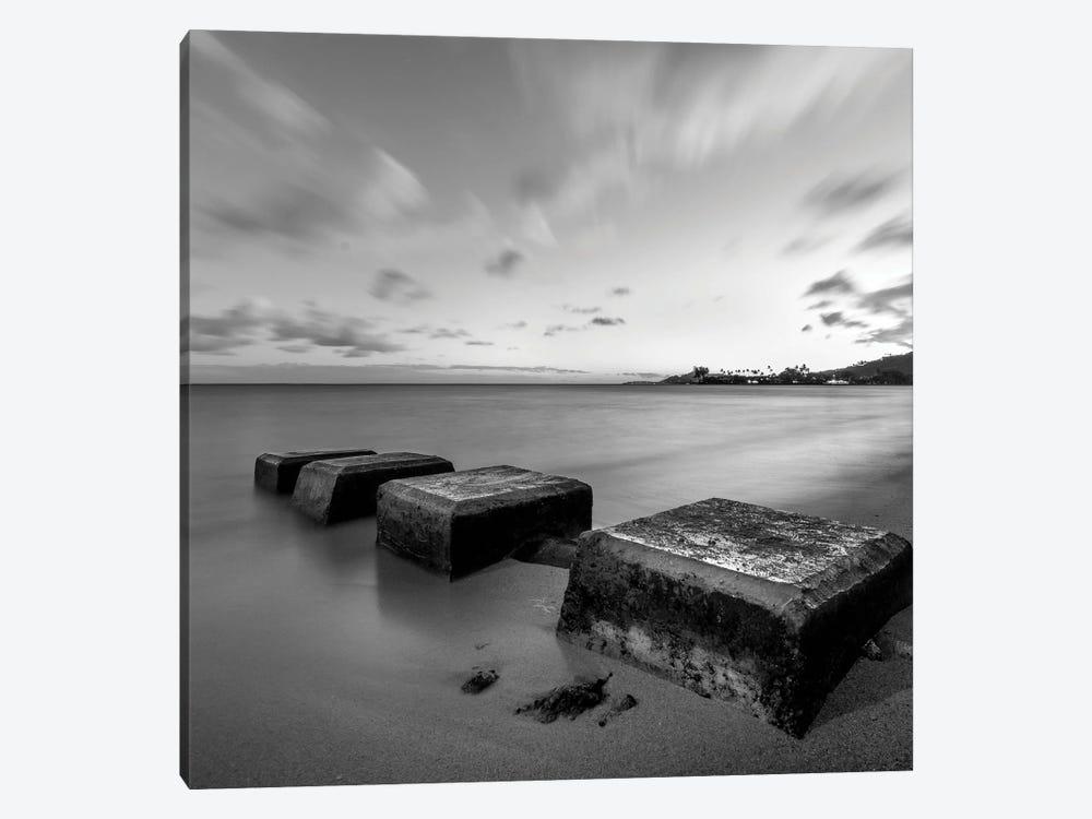 Dull Days by Daniel Keating 1-piece Canvas Print