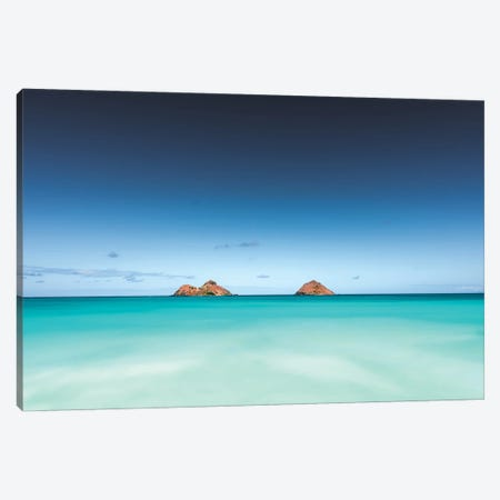 Island Chill Canvas Print #DKE57} by Daniel Keating Canvas Print