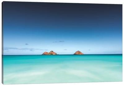 Island Chill Canvas Art Print