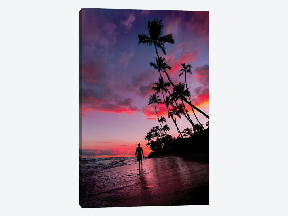 Crome Wells by Daniel Keating 1-piece Canvas Print