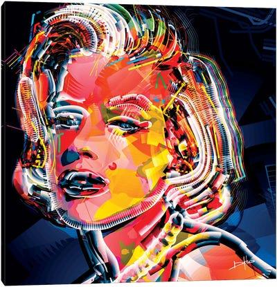 Marilyn II Canvas Art Print