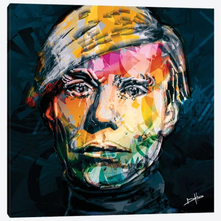 WRHL Canvas Print #DKK25} by Darkko Canvas Art