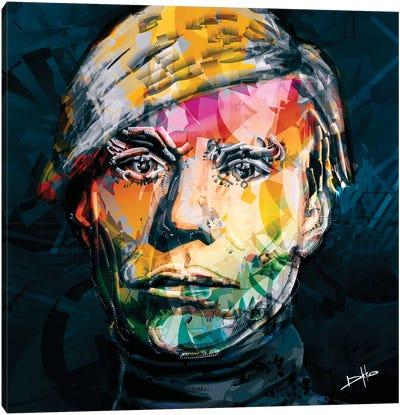 WRHL Canvas Art Print