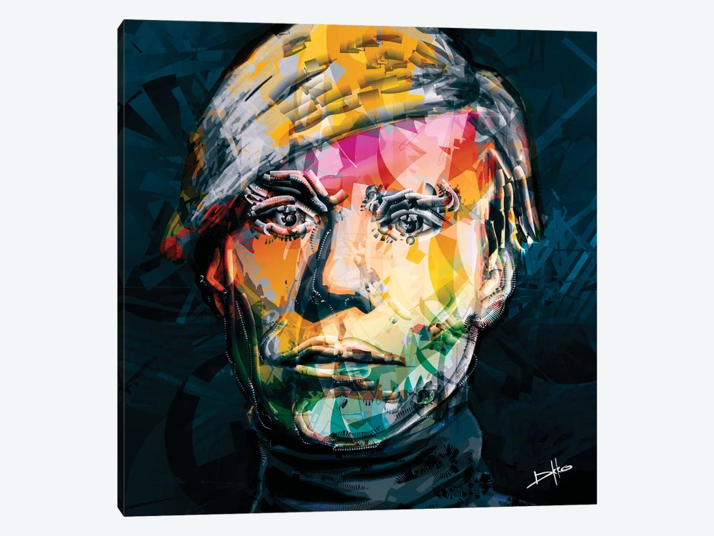 WRHL by Darkko 1-piece Canvas Artwork