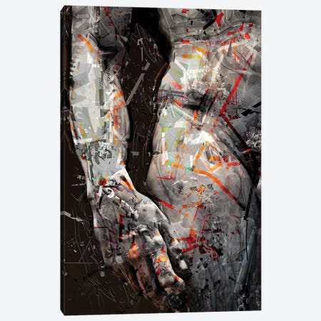 Angelo III 3-Piece Canvas #DKK29} by Darkko Canvas Print