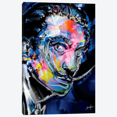 Dali I Canvas Print #DKK2} by Darkko Canvas Wall Art