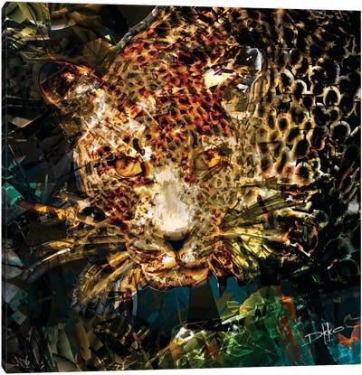 Jungle Vibes Canvas Art Print