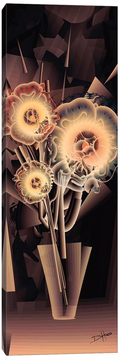 Le Bouquet des Songes Canvas Art Print