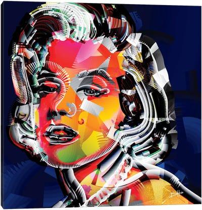 Marilyn I Canvas Art Print