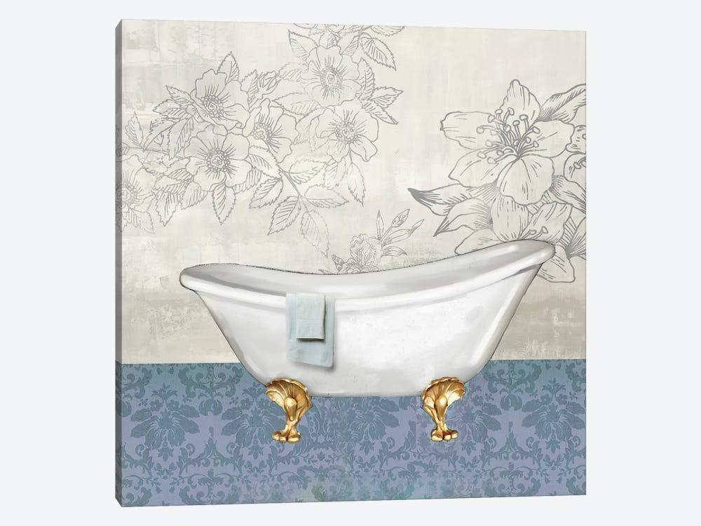 Garden Bath I by Drako Fontaine 1-piece Art Print