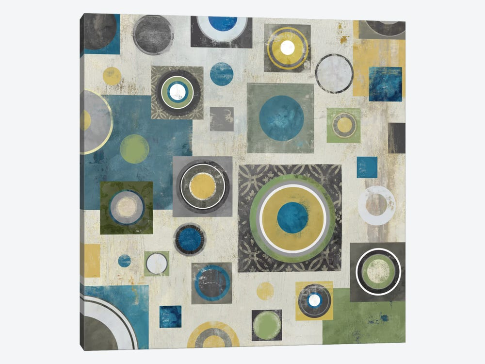 In Focus by Drako Fontaine 1-piece Canvas Print