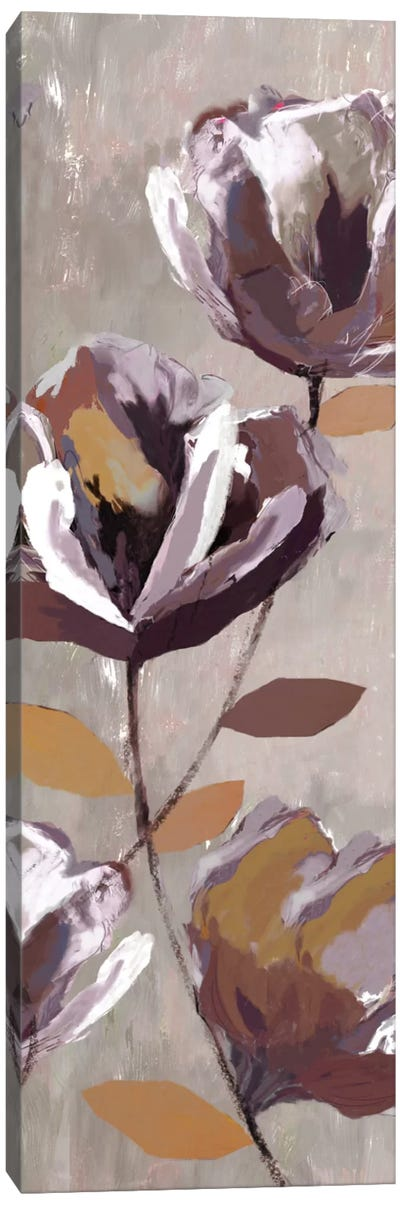 Rising Magnolias I Canvas Art Print