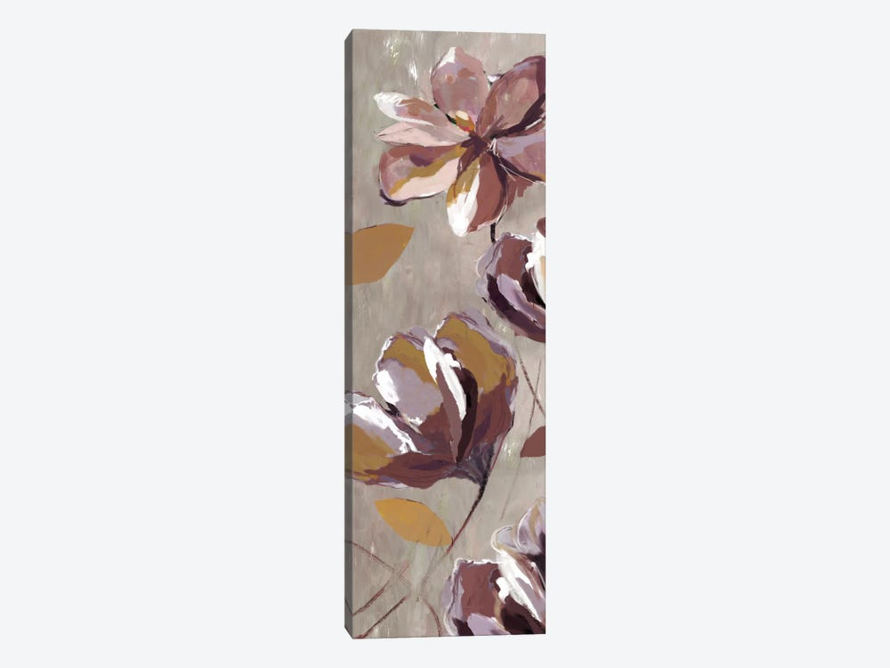 Rising Magnolias II by Drako Fontaine 1-piece Canvas Wall Art