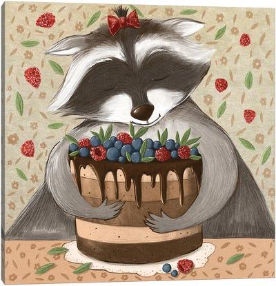 Sweet Tooth Canvas Art Print